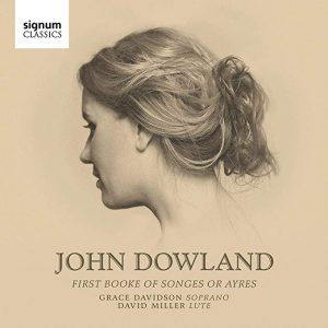 John Dowland First Booke of Songes or Ayres